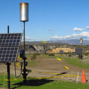 Landfill Gas (LFG) Monitoring and Pilot Treatability Study, IR Site 7,