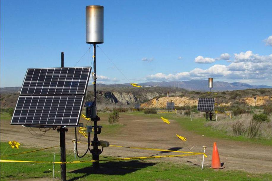 Landfill Gas Lfg Monitoring And Pilot Treatability Study